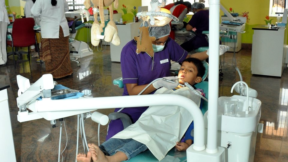 Pedodontics Preventive Dentistry