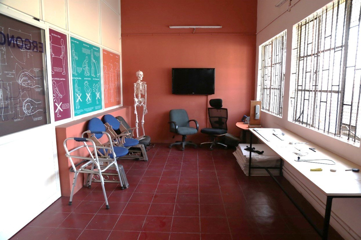 Ergonomics Studio2