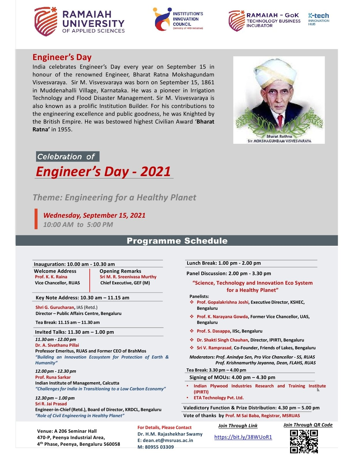 Engineers Day 2021