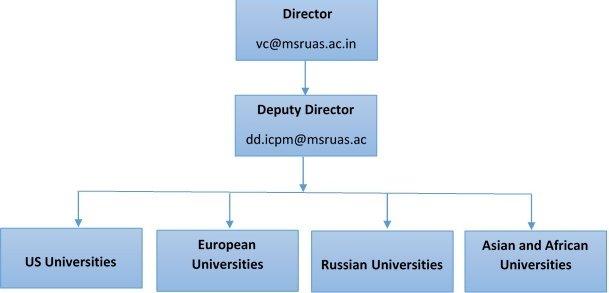 ICPM Organisation