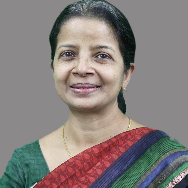 Dr Sylvia Mathew