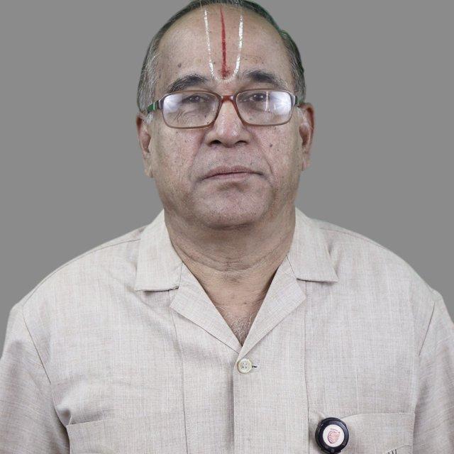 Dr Mahadavan