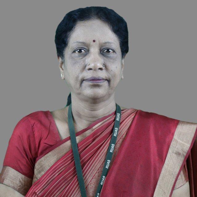 Dr M S Indira