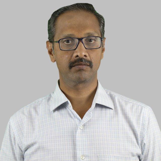 Dr K Manickavasagam