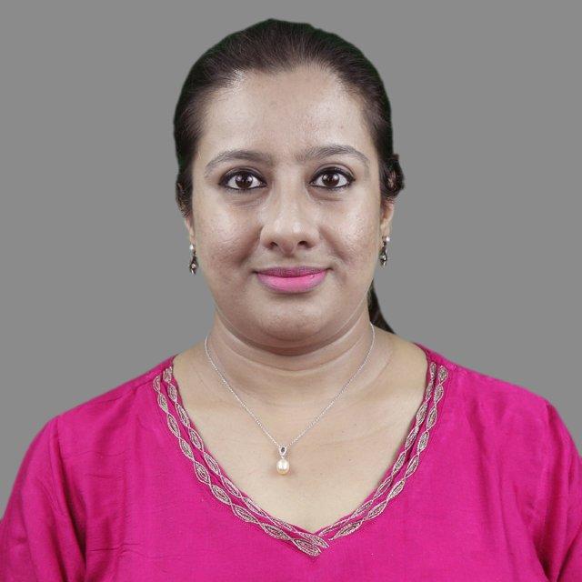 Dr Sharanya