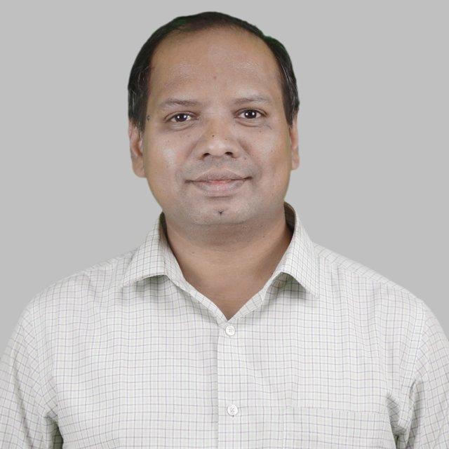 Dr Harshad Rameshwar Parate