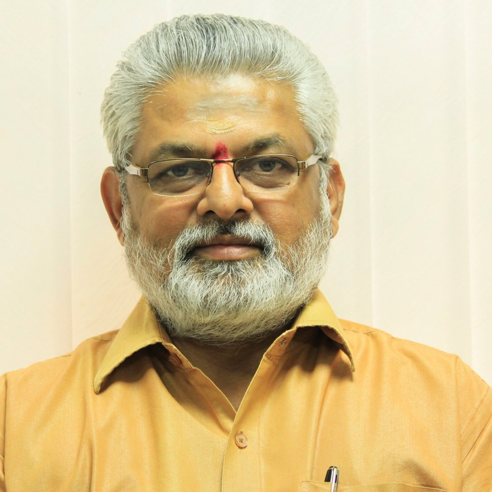 Photo Dr G G Gangadharan