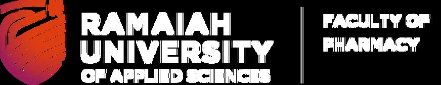Faculty of Pharmacy, Ramaiah University of Applied Sciences